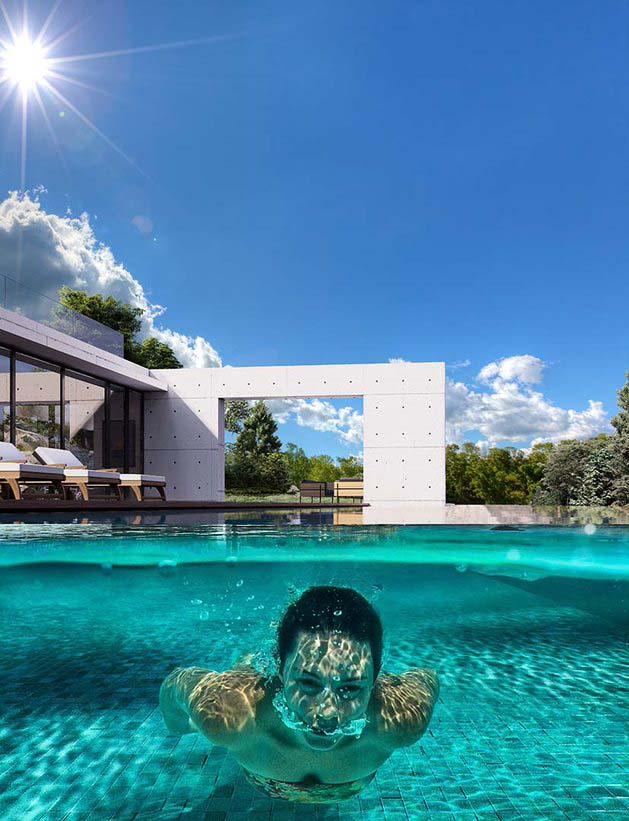 House In Monterrey