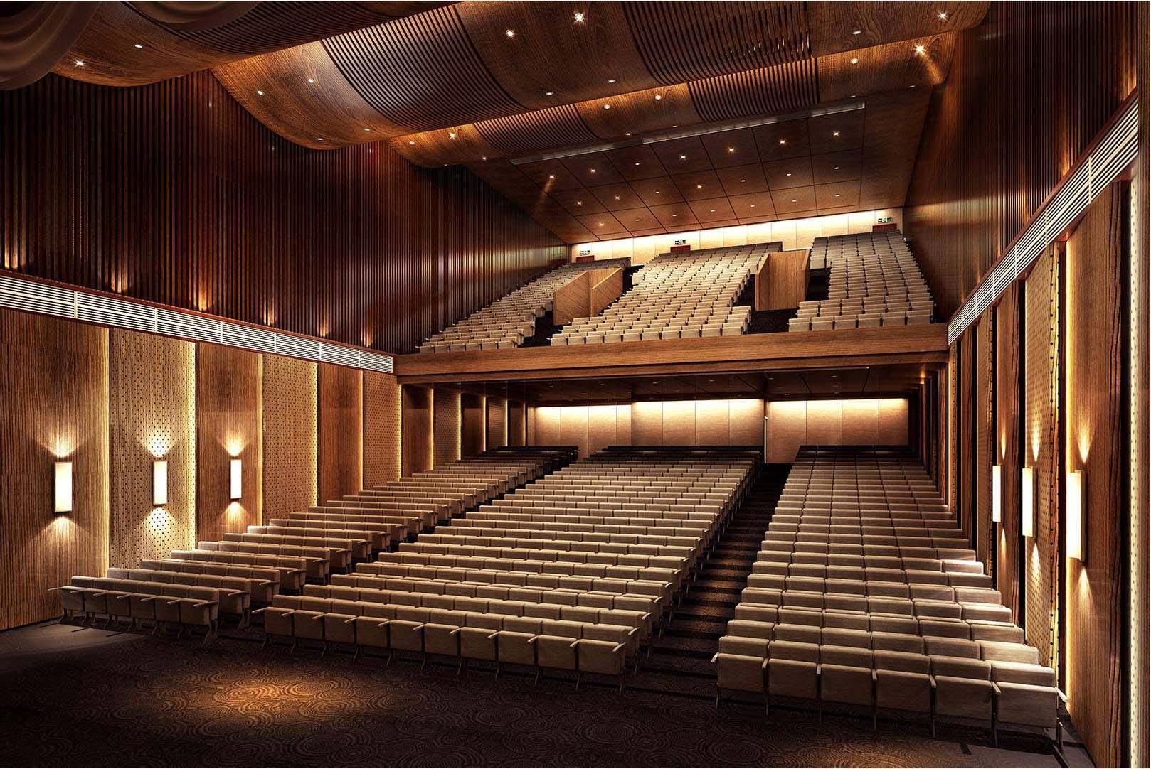 Staff College Auditorium